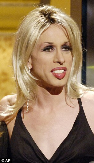 Transitioned to Alexis Arquette