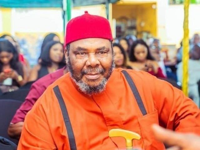 Any Man Who Kneels To Propse To A Woman Is A Fool – Pete Edochie Declares