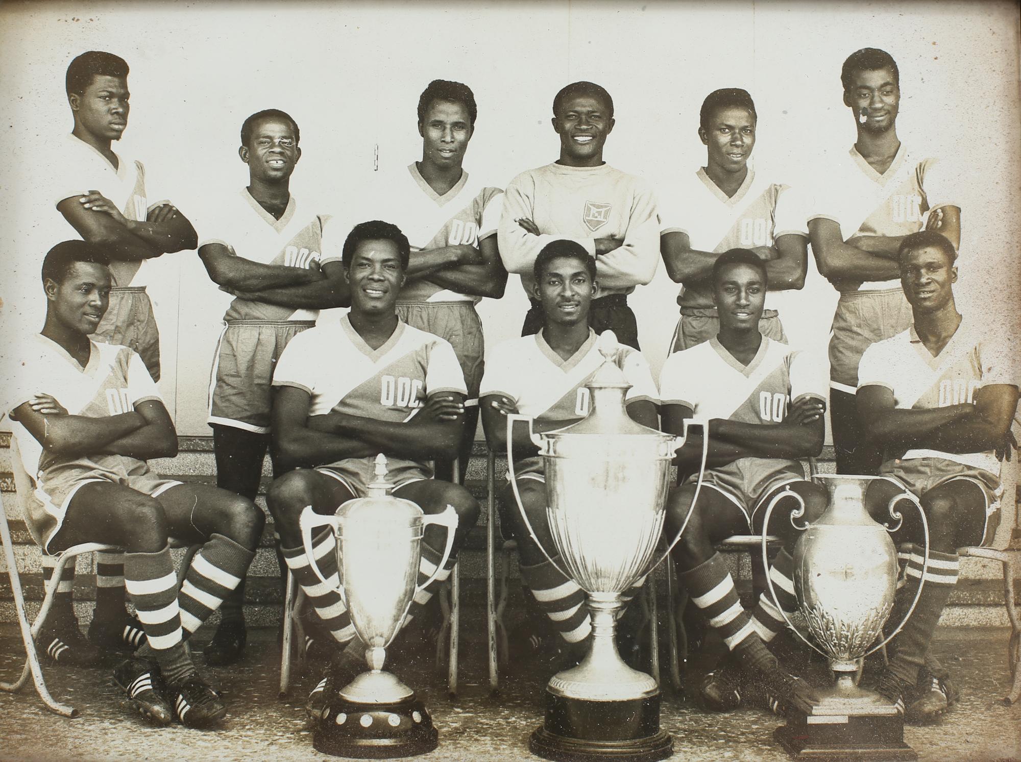 Ghana_football_team_1960s