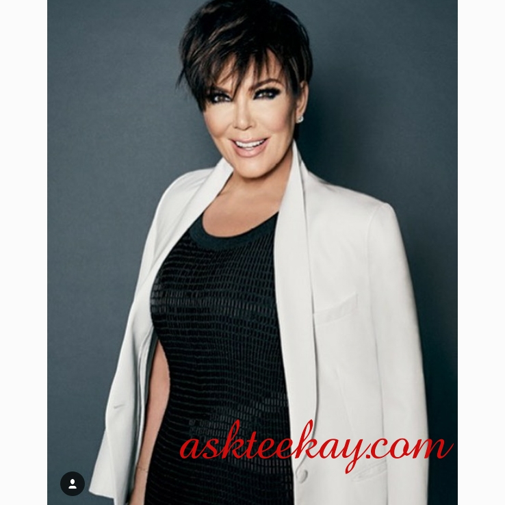 Kendall Jenner's Mum and Manager Kris Jenner