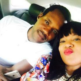 Toyin Aimhaku and Segun Egbegbede